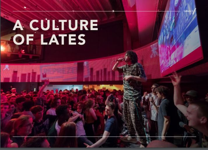 A Culture of Lates
