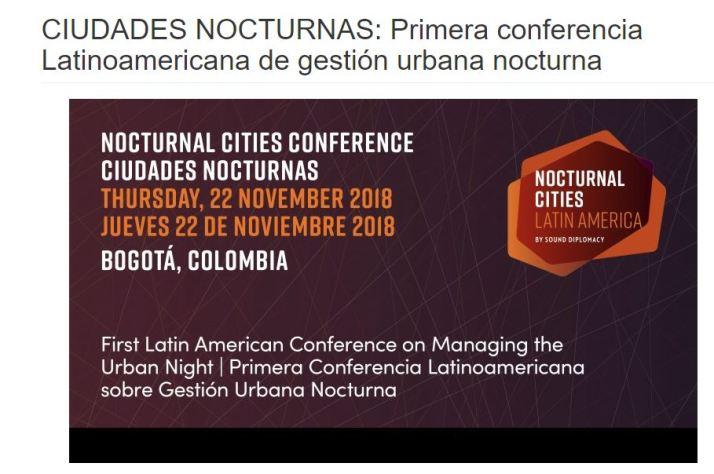 Bogota conference