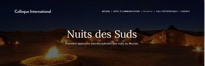 Nuits des Suds